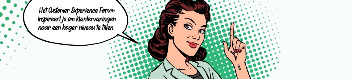 Het Customer Experience Forum inspireert je om klantenervaringen naar een hoger niveau te tillen.